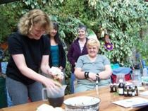 Workshops at Dilston Physic Garden w