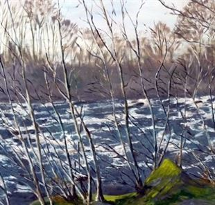 'The Tyne' Anne Pickering